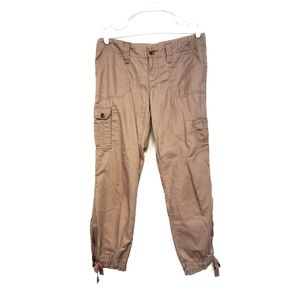 Anthropologie Hei Hei Cargo Utility Pants